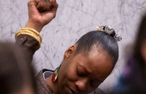 Portland protesters rally as arrest of activist draws ire