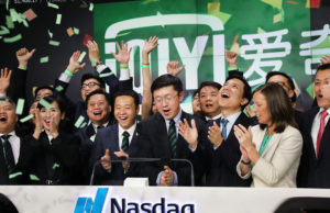 Chinese Netflix-style service iQiyi tanks by 18% after U.S. regulators investigate fraud allegations