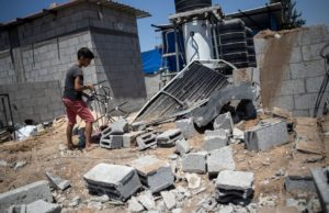 Israel shuts Gaza fishing zone after overnight fighting