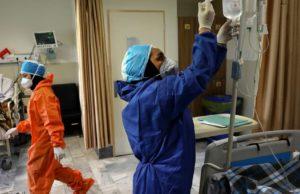 Iran surpasses 20,000 confirmed deaths from the coronavirus