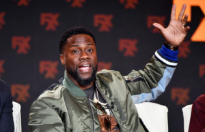 Kevin Hart met Jeff Bezos at a party and this is what he said to 'set myself up for another conversation'