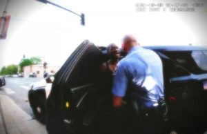 Georgia officers fired after man bound with shirt over mouth