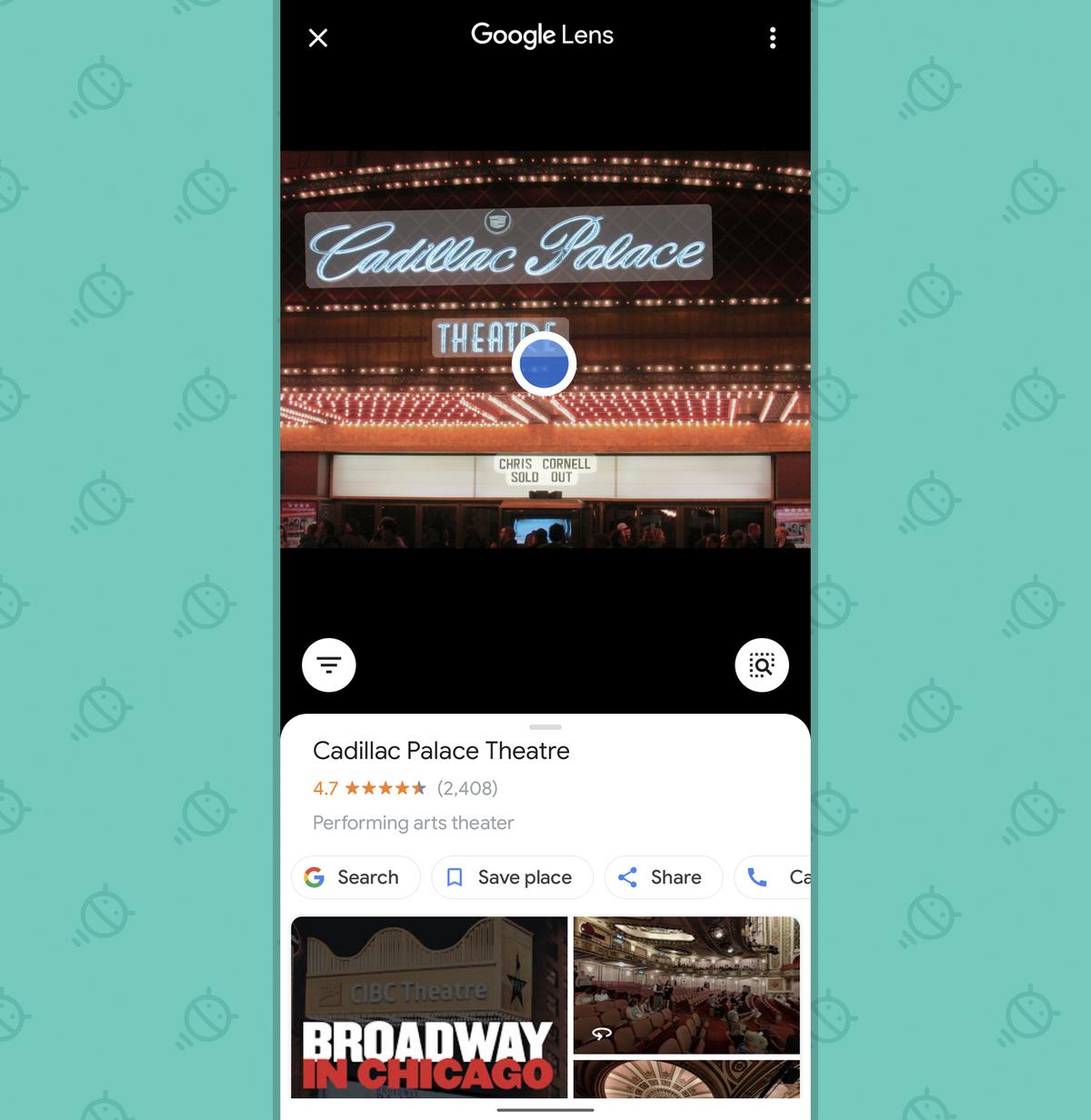 Google Lens - Google Photos