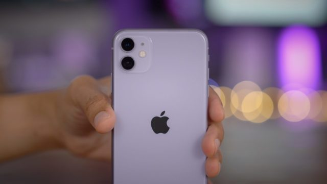 Research reveals that iPhone 11 was the most shipped smartphone in the first half of 2020
