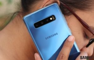 Galaxy S10 series starts getting One UI 2.5 update