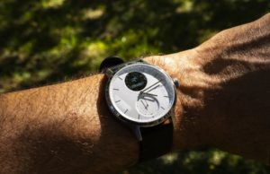 Withings' ScanWatch is the best hybrid smartwatch I've tried so far