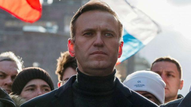 Kremlin critic Alexey Navalny out of coma after 'severe' Novichok nerve agent poisoning