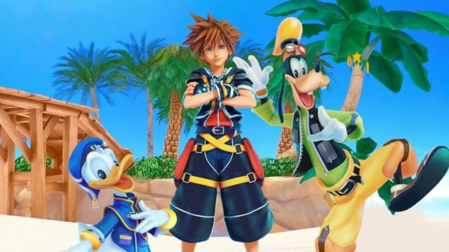 There Are Currently No Plans To Bring More Kingdom Hearts Games To Switch