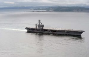 US Navy ends search for missing sailor believed to have gone overboard