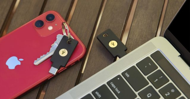 Yubico's new USB-C security key with NFC could be the one key to unlock them all