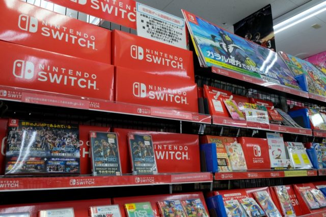 Nintendo is ramping production to deal with Switch hardware shortages