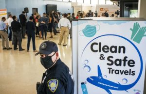 White House reportedly moves to eliminate COVID-19 security theater at airports
