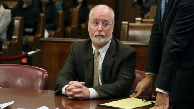 Ex-Columbia University doctor Robert Hadden indicted on serial sex abuse charges
