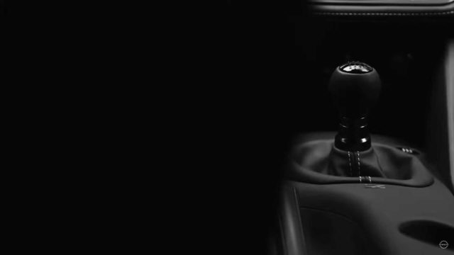 Nissan Z Proto Shows 6-Speed Manual, New Design Details In Teaser Video