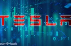 Tesla Inc. stock outperforms market on strong trading day