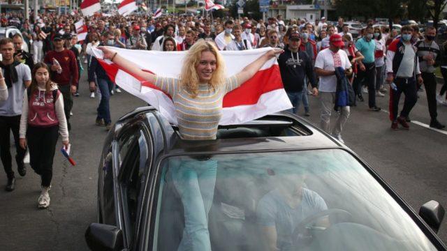 Belarus protests enter 6th week, still demand leader resign