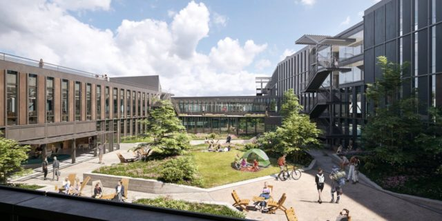 Facebook Buys REI's Elaborate New Headquarters as Covid-19 Pandemic Prompts a Sale