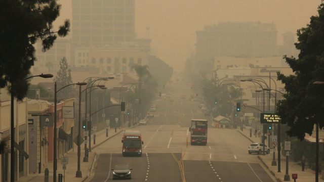 Wildfires intensify economic pain in the West