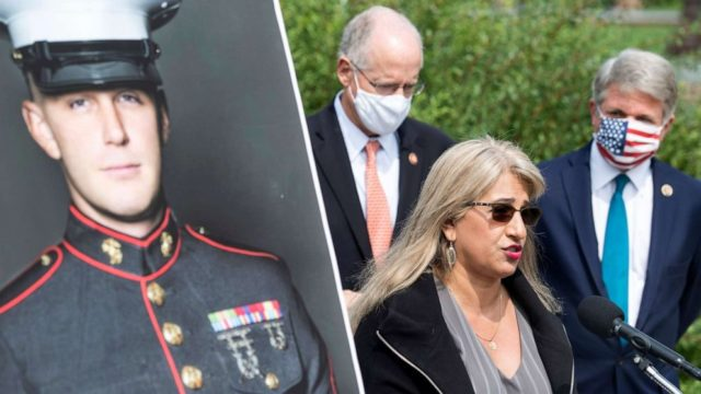 Lawmakers submit bipartisan resolution calling for Russia to release jailed ex-US Marine Trevor Reed