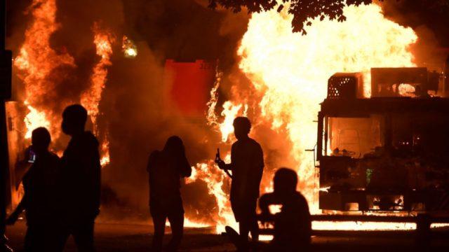Fire chief: Damage from Kenosha unrest tops $11 million