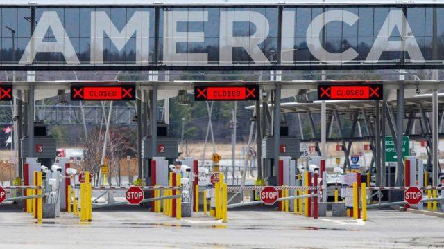 Drug seizures along Canadian border up 1,000%, CBP says