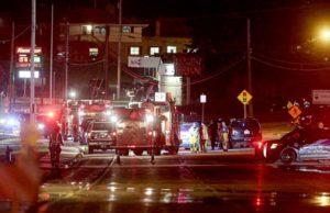 Shooting outside Wisconsin senior home leaves 4 hurt