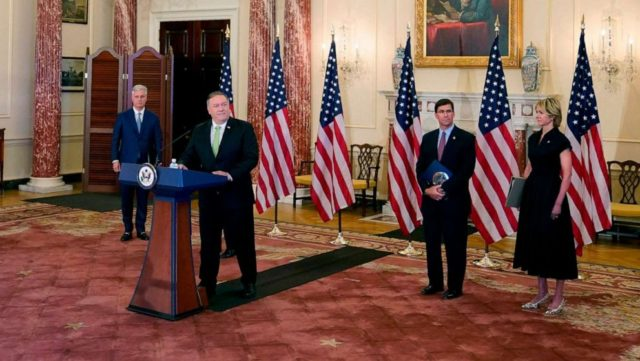 US reimposes Iran sanctions, setting up showdown with world that rejects them