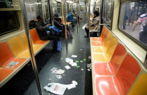 MTA board to formally ban pooping in NYC subway