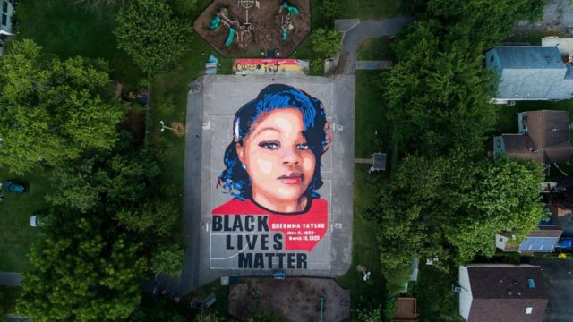 City restricts access before decision in Breonna Taylor case