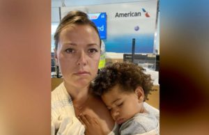 Airlines under scrutiny over mask policies as parents with toddlers get kicked off flights