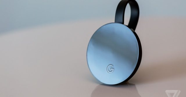 Chromecast Ultra is dead, long live Chromecast Ultra (and this new Ethernet dongle)