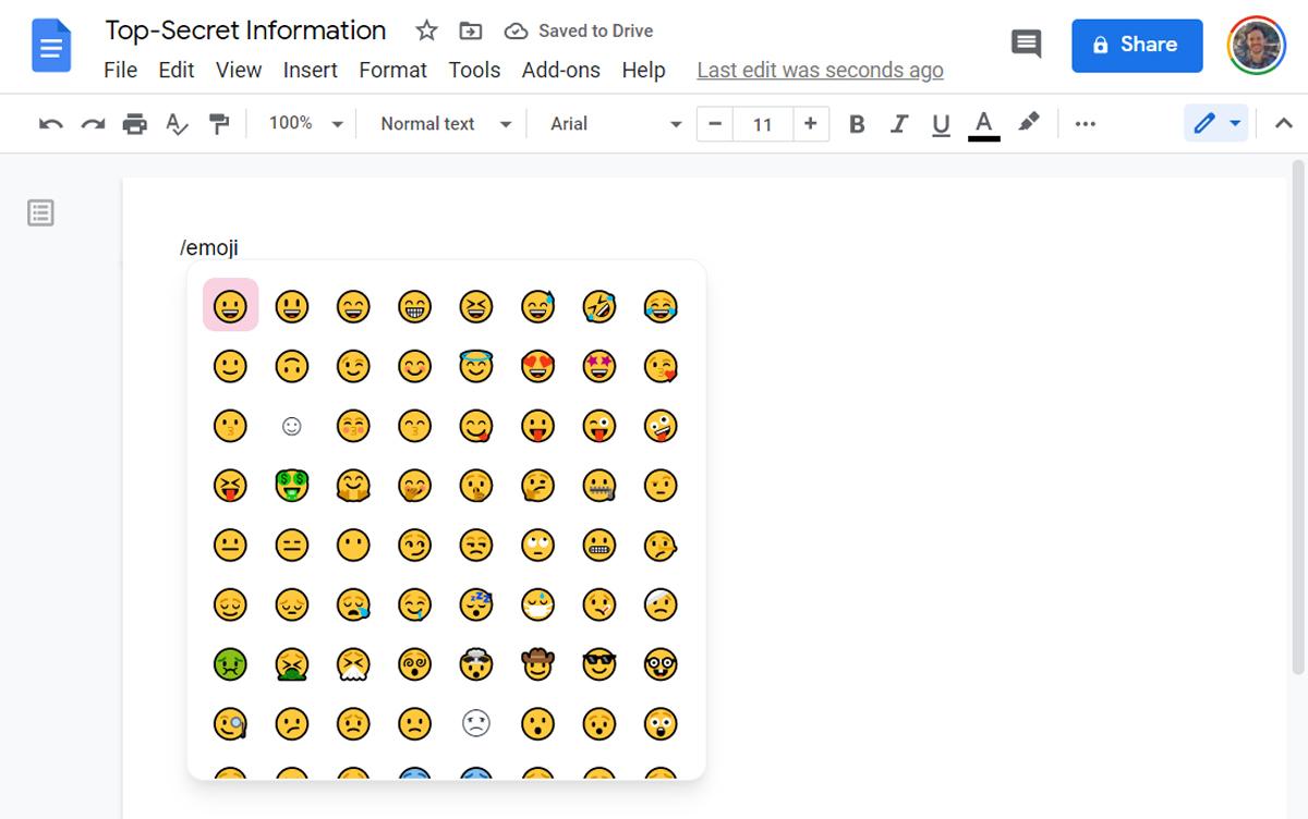 Google Docs Shortcuts (9)