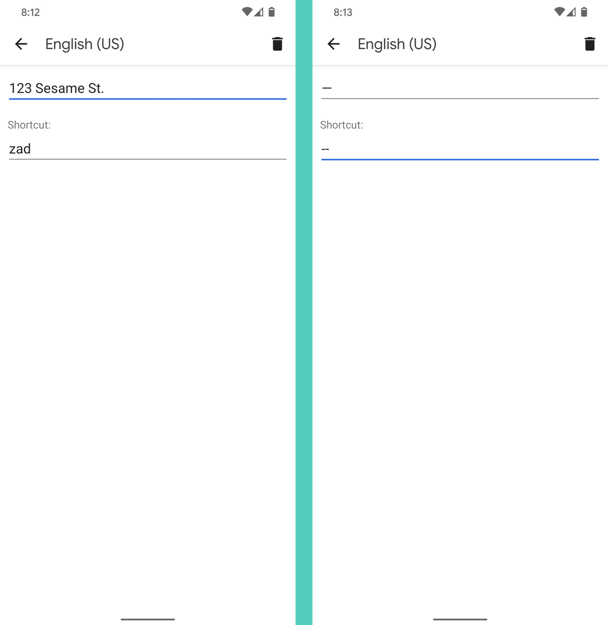 Gboard Android Keyboard: Text Sub
