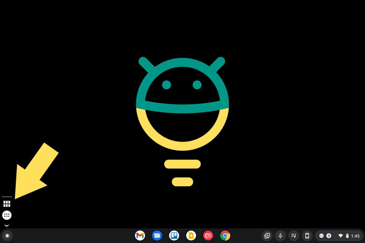 Chrome OS Widgets Icon