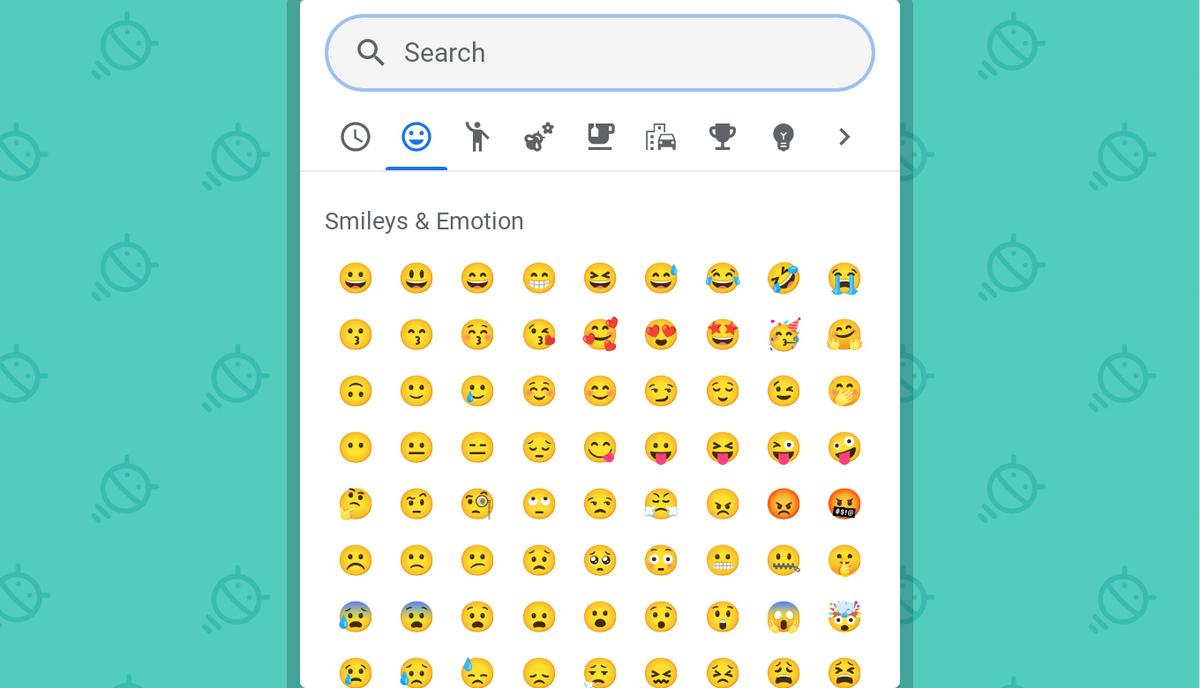 Chrome OS Features: Emoji picker