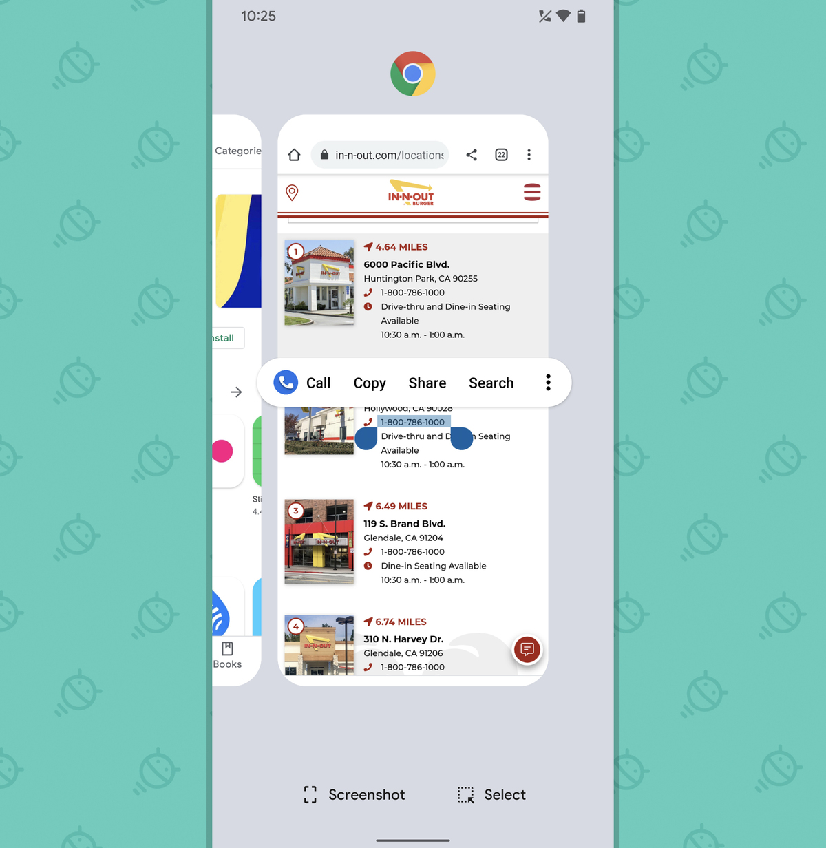 Pixel Features: Overview call number