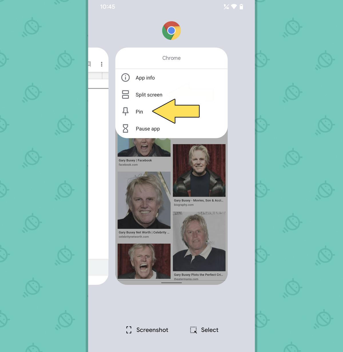 Pixel Features: Overview pin app
