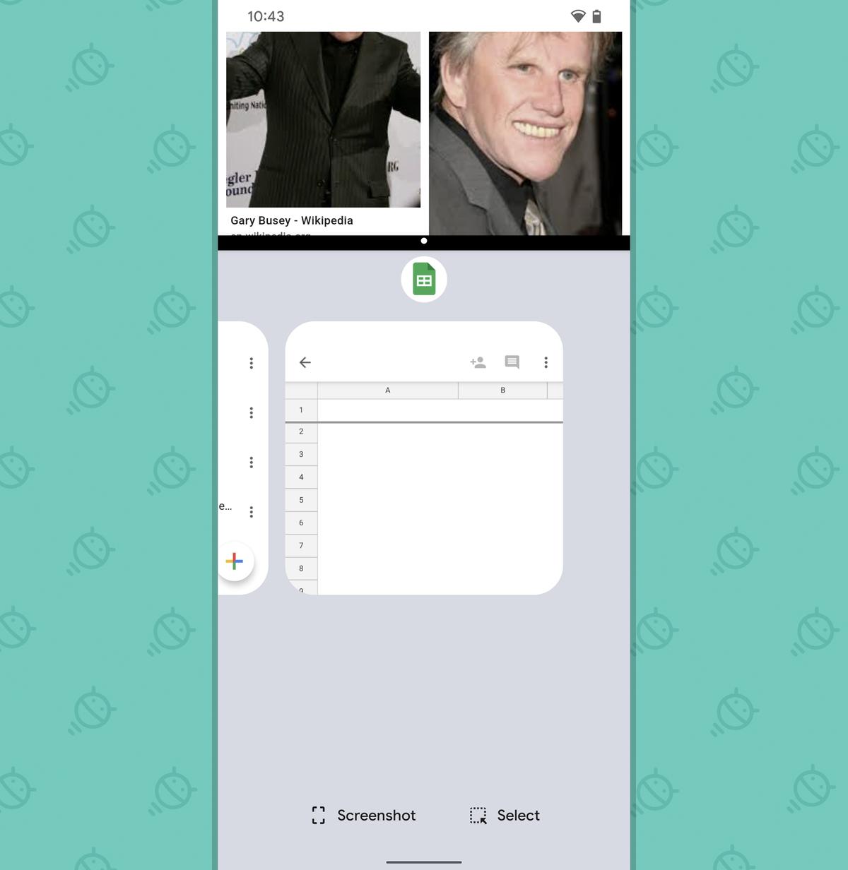 Pixel Features: Overview split screen