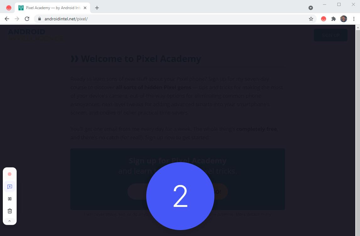 Chrome Collaboration: Bubbles (2)